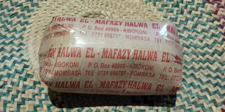 Halua aus Mombasa